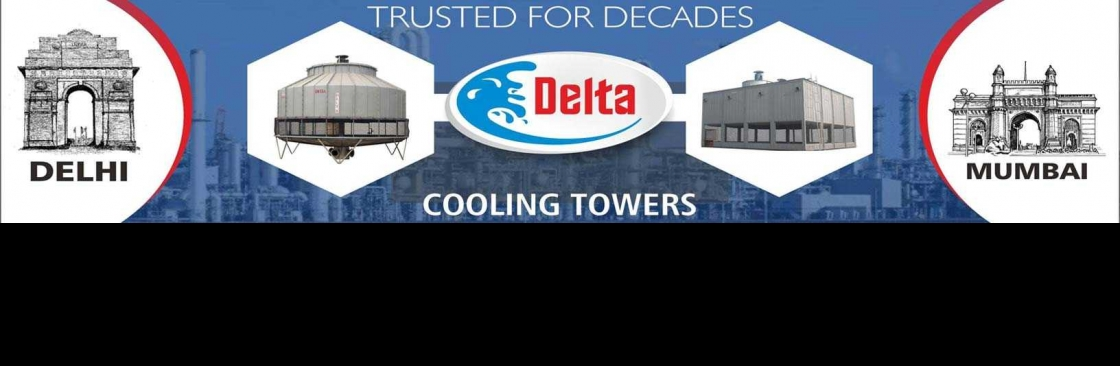 Delta Cooling Towers Cover Image
