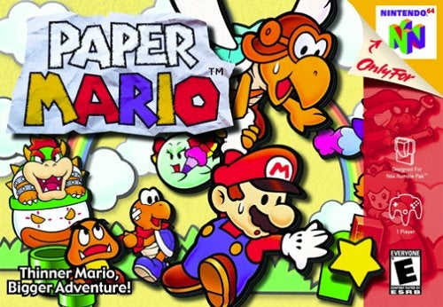 Paper Mario: How to Beat the Origami King Olly – karen jodes blog