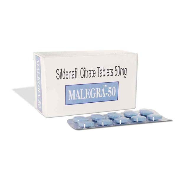 Malegra 50 For Sale | Reviews | Dosage | Fast Shipping
