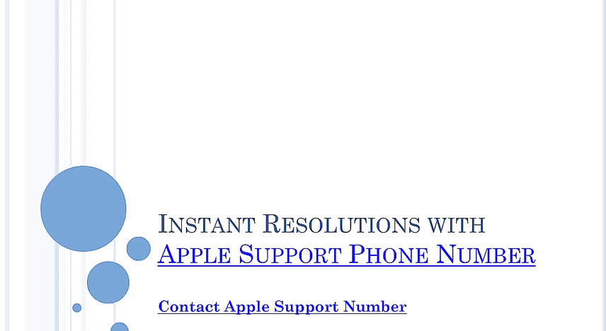 Instant Resolutions with Apple Support Phone Number – Apple Support