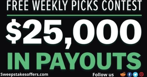 Fanduel Ringer Mega Contest - Win $10,000 Site Credit