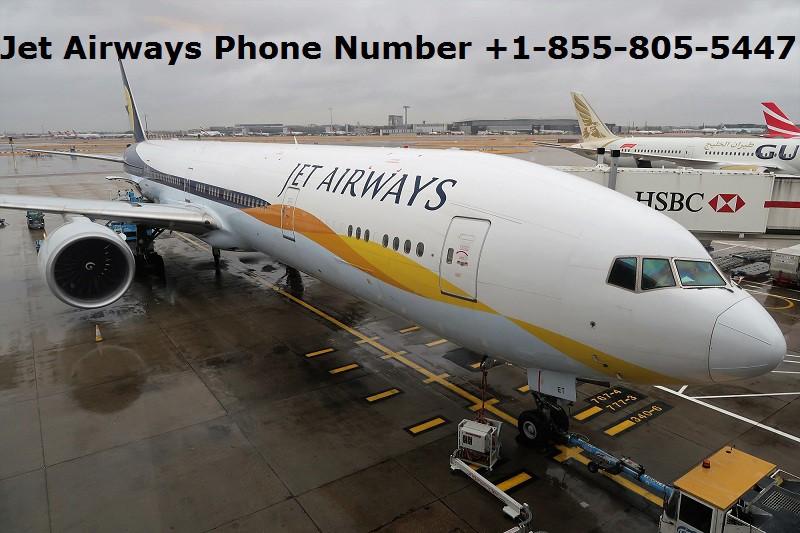 Jet Airways Phone Number