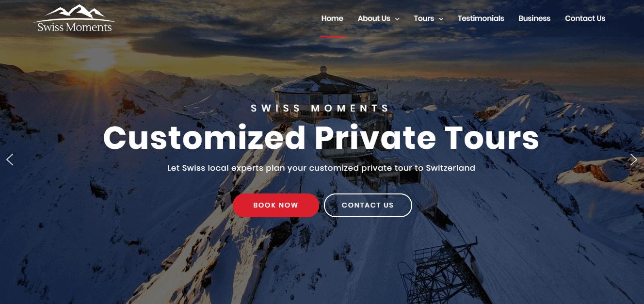 Chauffeur Driven Tour Switzerland