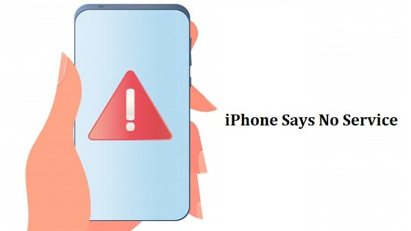 How do you fix no service on iPhone? | Howtoifixit.com