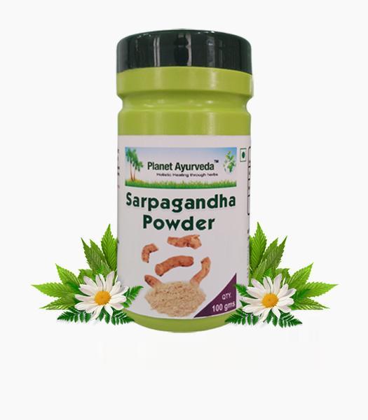 Digital Marketting Solution: The Medicinal Properties of Sarpagandha Powder