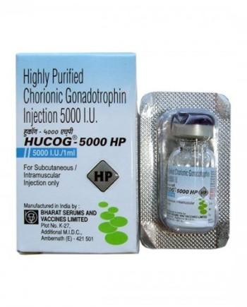 Buy HCG 5000 IU Online for Women