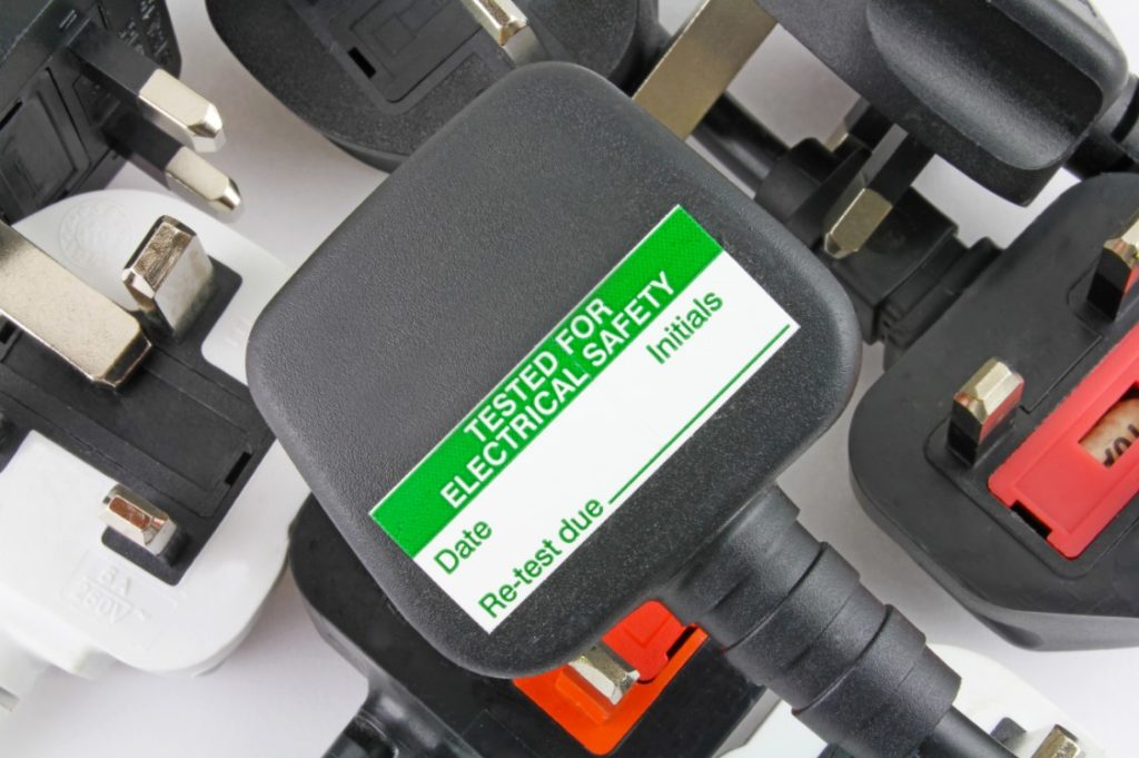 PAT Testing London and Essex, UK | Pat Test Certificate | Trade Facilities Services