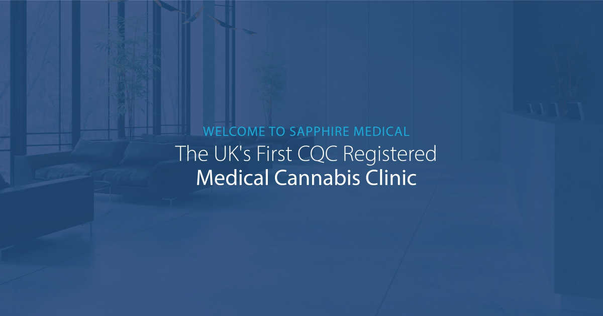 Cannabis for Pain Relief in the UK