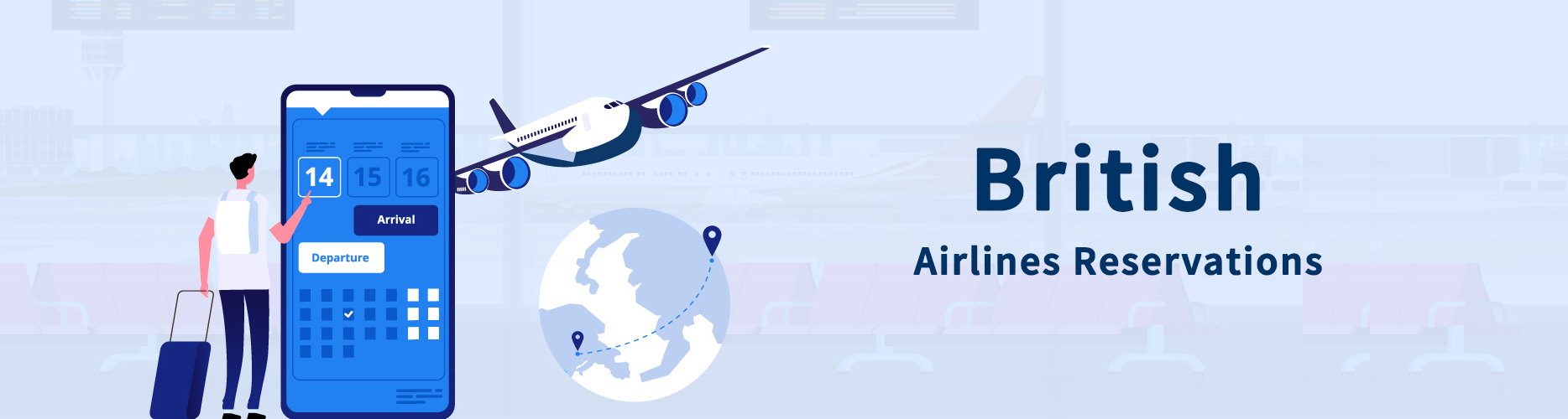 British Airways Reservations, ☎ 1-833-949-1800 Book a Flight With Deals