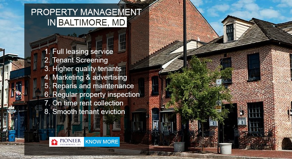 Property Management in Baltimore MD | Baltimore Property Management