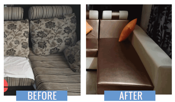 Sofa Fabric Change, Upholstery, Cleaning and Polishing - The Sofa Makers