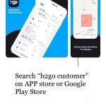 H2go app