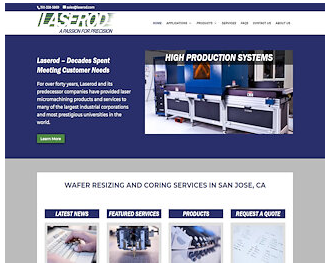 Micromachining Femtosecond Laser