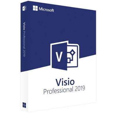 Buy Microsoft Visio Professional 2019- Secure Buyer