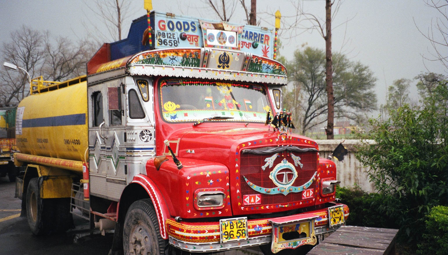 Indian truck art and Pimped up rides : Media India Group