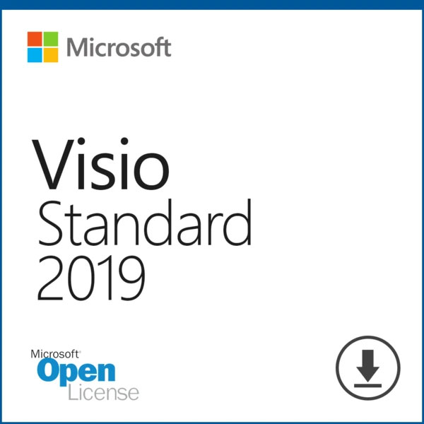 Buy Microsoft Visio Standard 2019 - SoftBest2Buy