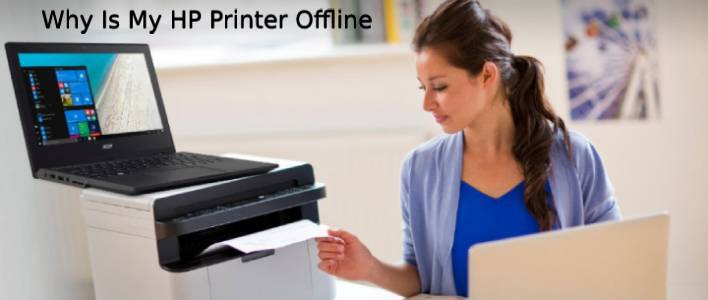 Why is My HP Printer Offline? How to Bring it Online