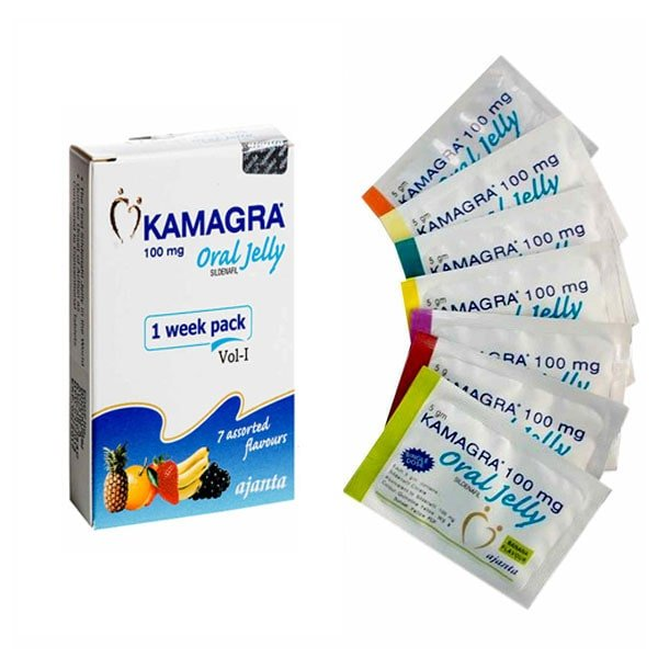 Kamagra Oral Jelly For Sale   Reviews   Price   Side Effects