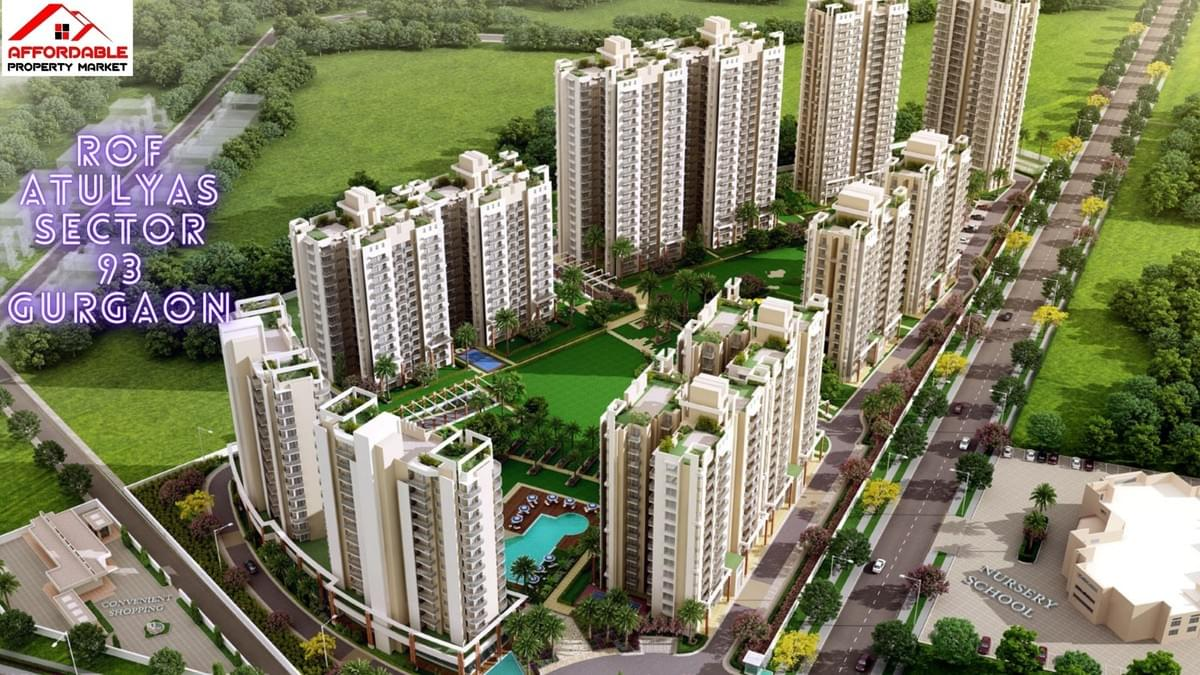 Livability in sector 93 Gurgaon - Affordable Project
