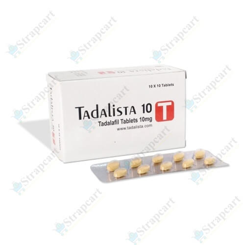 Tadalista 10mg : Reviews, Side effects, Dosage, Opiniones | Strapcart