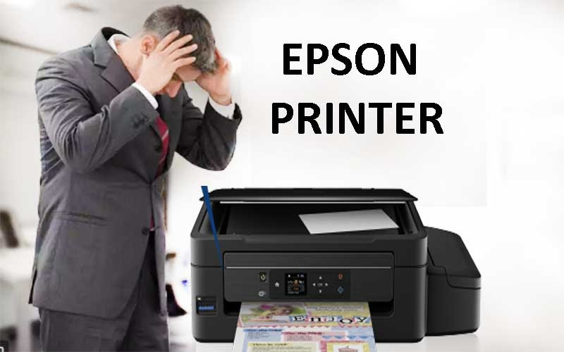 Fix the Problem: Epson Printer Not Print the documents