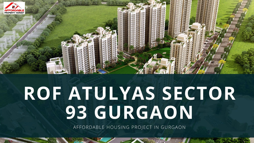 Things to keep in mind before investing in ROF Atulyas