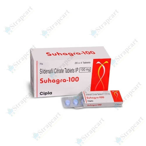 Suhagra 100mg : How to use, Reviews, Benefits | Strapcart