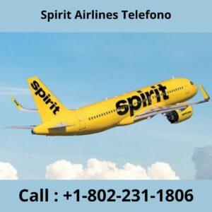 Numero De Telefono De Spirit en Espanol +1-802-231-1806