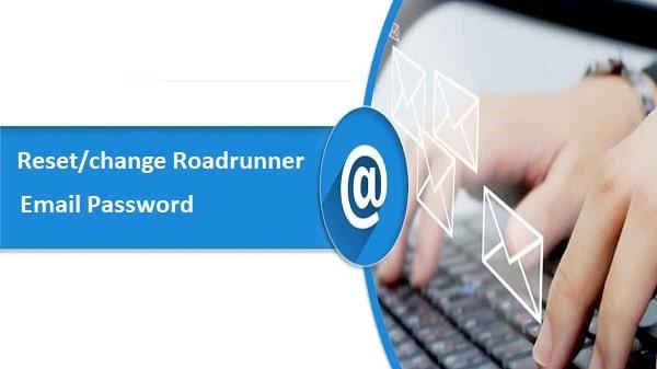 How to reset/change Roadrunner Email Password?