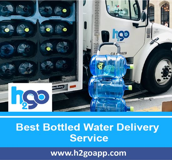 Top Water Delivery Services in California – On-Demand Water Delivery Services