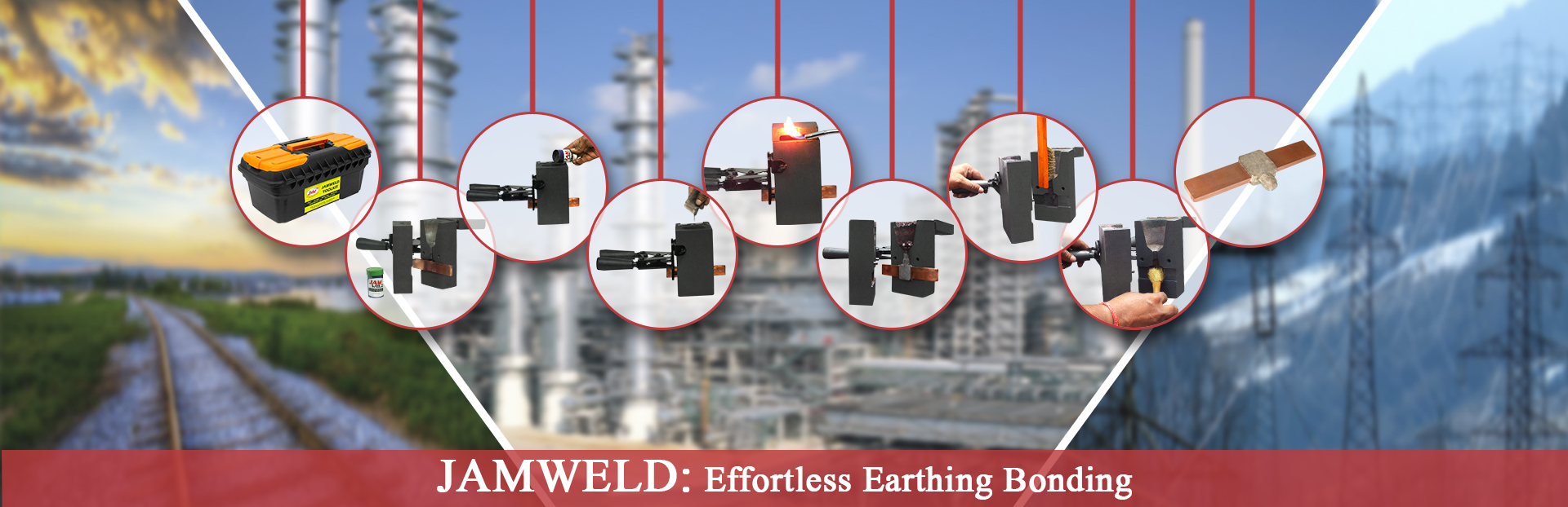 Exothermic Welding System- a permanent solution