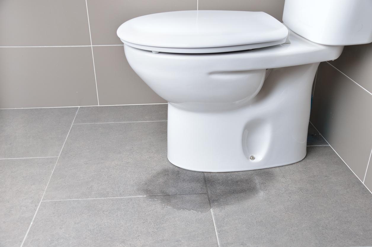 Repairing a Toilet Water Supply Line Leak | Plumbing Leak Repair