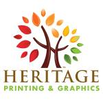 Heritage Printing  Graphics