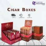 Custom Cigar Boxes Wholesale