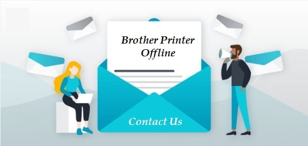 How To Fix Brother Printer Offline and Error State On Windows 10 or Mac
