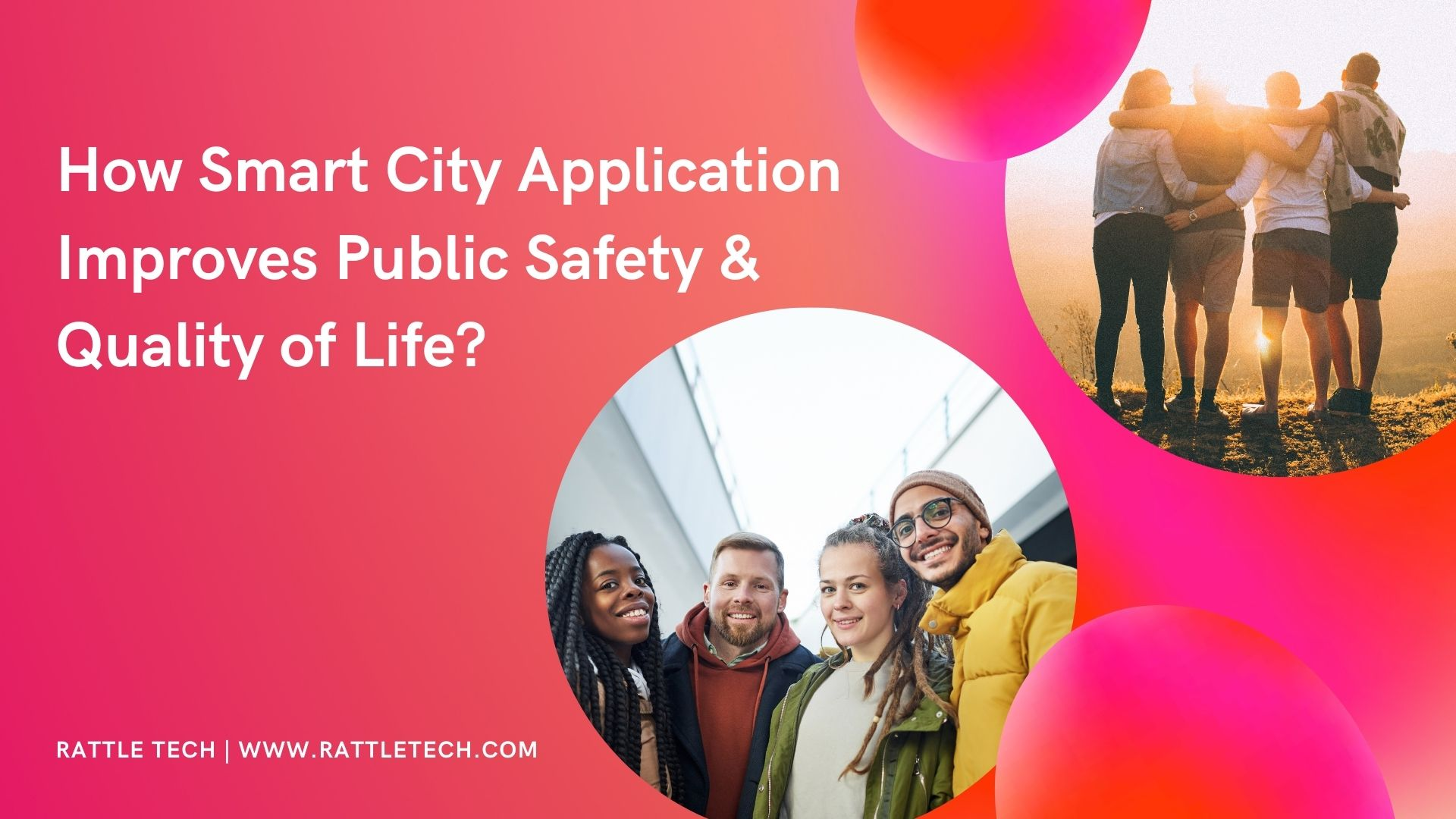 How smart city application improves public safety?
