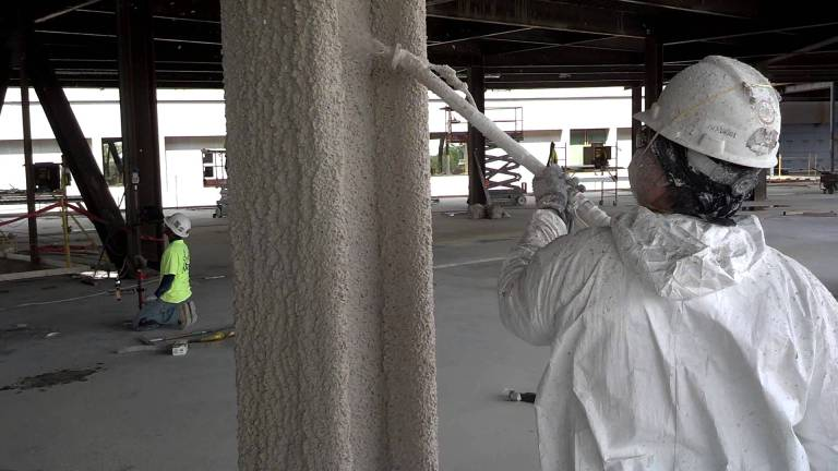 Insulation and Fireproofing Companies Toronto