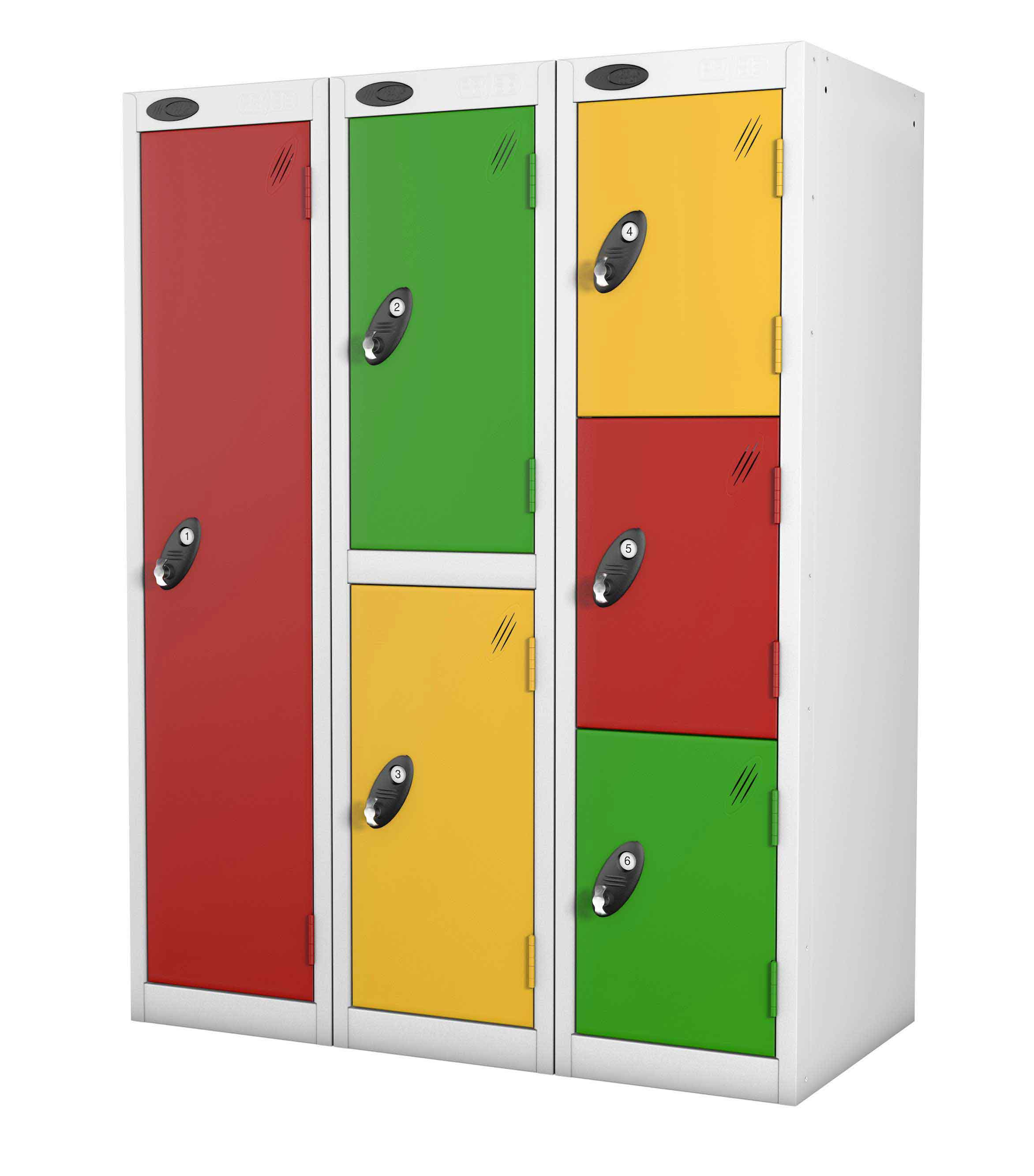 Lockers | Storage Lockers For Office Staff | Free UK Delivery